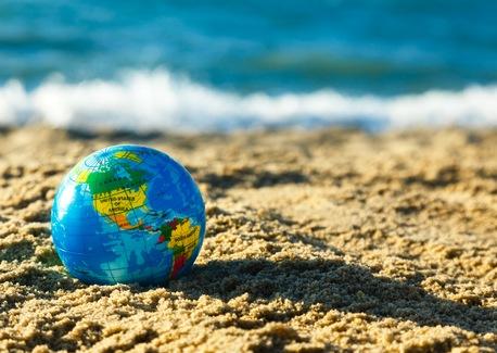 Celebrate Earth Day, Coastal Style