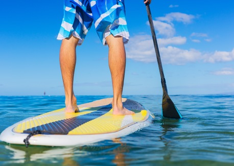 What's SUP? Get to Know a Fun Florida Sport