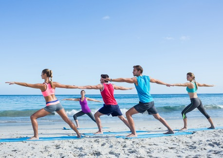 Coastal's Guide to Beach Yoga