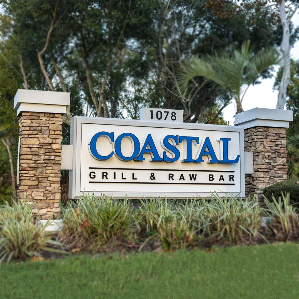 All-New Coastal Grill & Raw Bar Restaurant to Open First in Port Orange